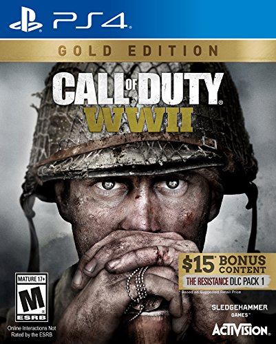 Call of Duty: WWII - Gold Edition [USA]