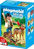 Playmobil Duitse herder met puppy's