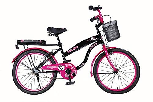 """Vaux Angel 20"""" Black Bicycle For Kids"""