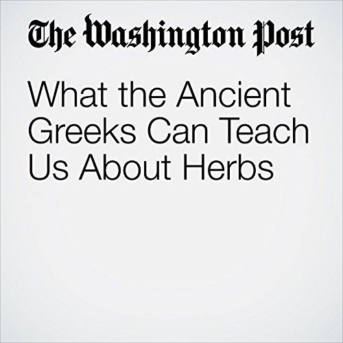 What the Ancient Greeks Can Teach Us About Herbs copertina