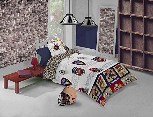 Funda nórdica infantil 3 piezas Junior 591 cama de 90