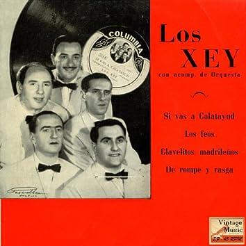 "Vintage Spanish Folk Nº 9 - EPs Collectors ""Si Vas A Calatayud"""