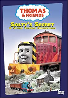 Thomas the Tank Engine and Friends - Salty's Secret