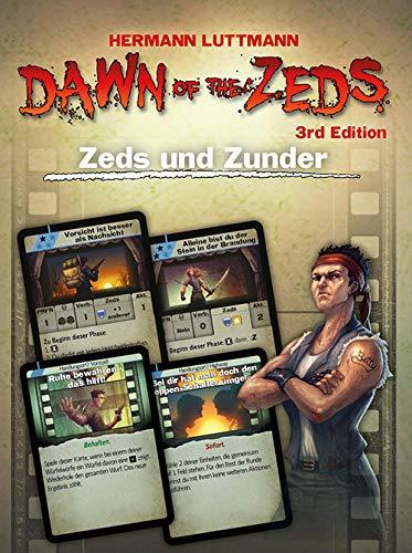 Dawn of the Zeds - Zeds und Zunder [Erweiterung] - deutsche Version