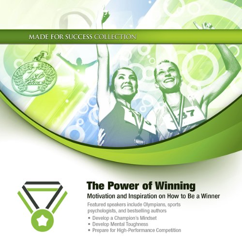 The Power of Winning     Motivation and Inspiration on How to Be a Winner              By:                                                                                                                                 John C. Maxwell,                                                                                        Dr. David Cook,                                                                                        Bob Proctor                               Narrated by:                                                                                                                                 Blackstone Audiobooks                      Length: 9 hrs and 44 mins     8 ratings     Overall 3.3