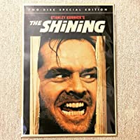 ミニ ポスター「シャイニング スタンリーキューブリック ジャックニコルソン」