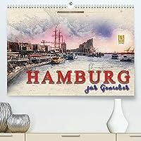 Hamburg fuer Geniesser (Premium, hochwertiger DIN A2 Wandkalender 2022, Kunstdruck in Hochglanz): Hamburg, Metropole an der Elbe. (Monatskalender, 14 Seiten )