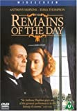 Remains Of The Day [DVD]