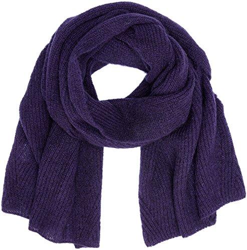 Brax Trilby Bx_janine, Damenschal, Violett (Amethyst 84), One Size