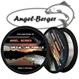 Angel-Berger Spezial Line Angelschnur Zielfischschnur Aal, Forelle, Hecht, Zander, Karpfen, Dorsch,...