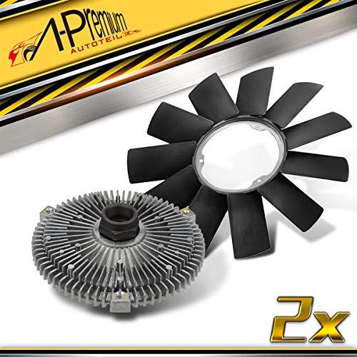 Kühlerventilator Lüfterrad + Viscokupplung Kupplung für E34 E36 E38 E39 E46 2.0L 2.2L 2.5L 2.8L 3.0L 3.4L 1988-2005 11521712058