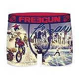 FREEGUN 8/10 Infantil BMX Urban Sport Talla, Boxer Unitario T324, Niños
