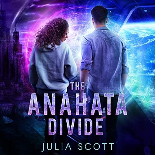 Couverture de The Anahata Divide