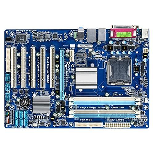 MPGIO fit for Gigabyte GA-P45T-ES3G LGA 775 DDR3 P45T-ES3G Placa Base 16GB P45 Placa Base de Escritorio