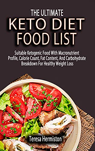 THE ULTIMATE KETO DIET FOOD LIST: Suitable Ketogenic Food With...