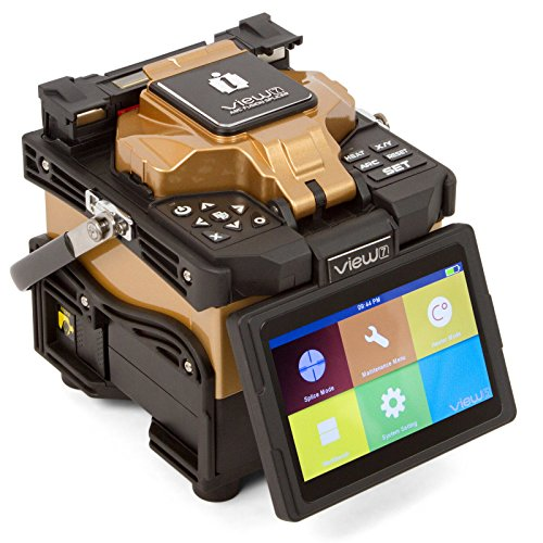 INNO Instrument View 7 Fiber Optic Fusion Splicer for SM, MM, DS, NZDS