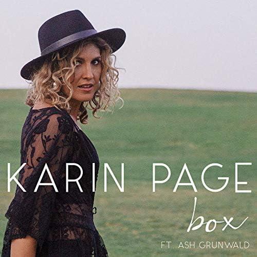 Karin Page feat. Ash Grunwald
