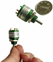 CALT Tiny size Contactless Hall Effect Angle Sensor Encoder 360 3mm shaft 15mm outer dia