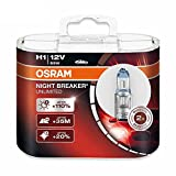 OSRAM H112V 55W 64150NBU Night Breaker Unlimited de Voiture Ampoules halogènes Phare Paire