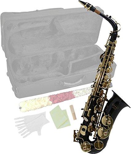 Steinbach Eb Alt-Saxophon in Schwarz mit hohem FIS