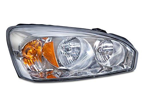 08 malibu headlight assembly - 4