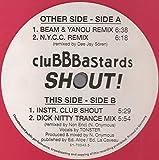 Clubbastards - Shout! - Dance Street - DST 051-70343.5
