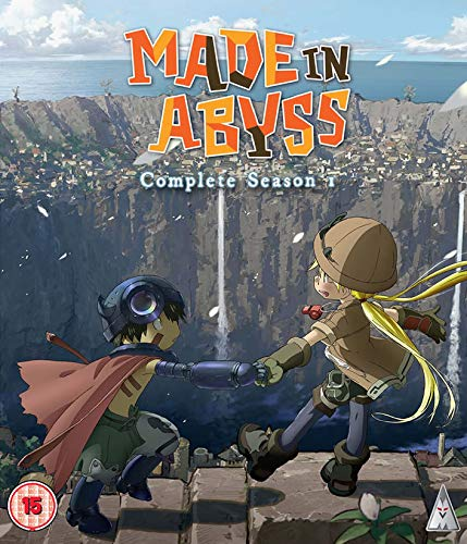 Made in Abyss [2Blu-Ray] [Region B] (IMPORT) (Keine deutsche Version)