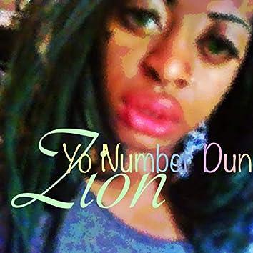 Yo Number Dun