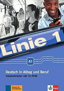 Linie 1: Vokabeltrainer A1 + CD-ROM