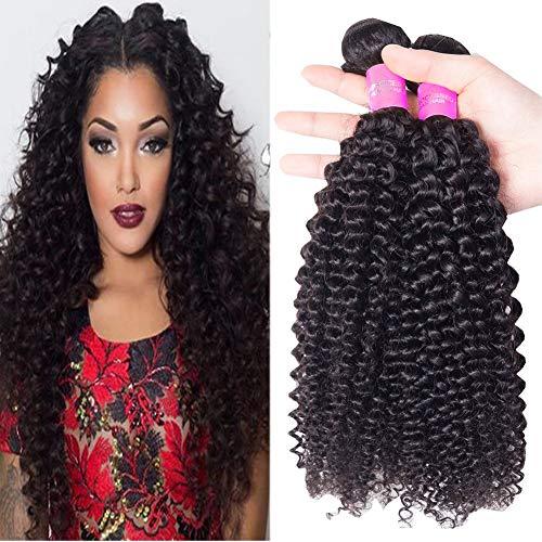 Cheveux Top Qualit¨¦ Malaisienne 100% Vierge Extension de Cheveux Humains Vague Profonde 1 Bundles est 100g (18 pouces)