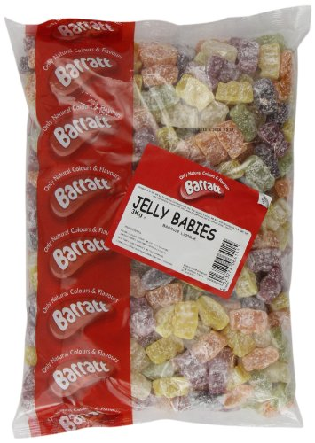 Barratt Jelly Babies 3 Kg