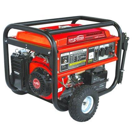 Generador 5,500 W 13 Hp Enc. Elect. 110/220 V