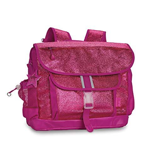 Bixbee Kids Backpack, Sparkalicious Ruby Raspberry, Medium