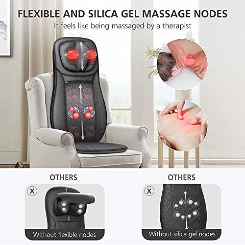 Snailax Shiatsu Massage Cushion