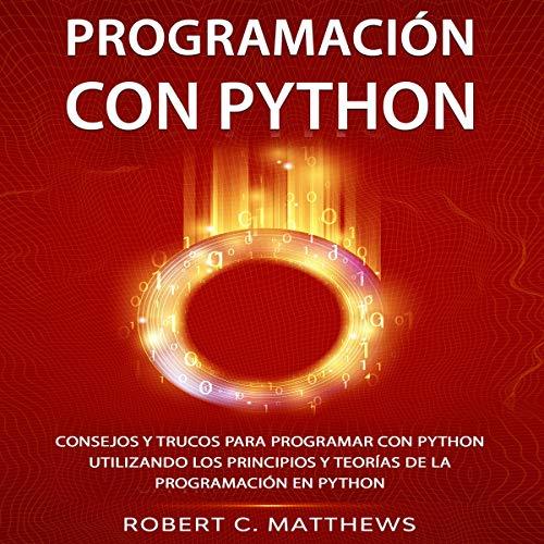 Programación con Python [Python Programming] Titelbild