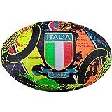 Mikado novità Palla Rugby Serie Street Italia Multicolor Taglia 5 Adulti NFL