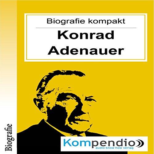 Couverture de Konrad Adenauer