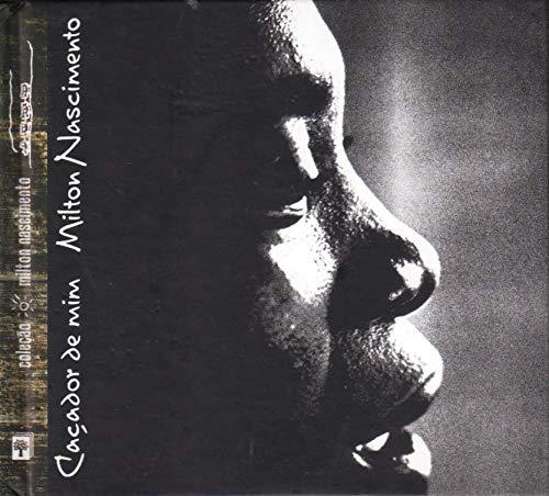 Livro + CD Milton Nascimento - Caçador De Mim