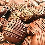 Eat to Fit zuckerfreie Lebkuchen - Ohne Weizenmehl - Box 10er - diabetiker Schokolade - Low Carb