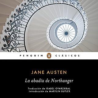 La abadía de Northanger [Northanger Abbey] audiobook cover art