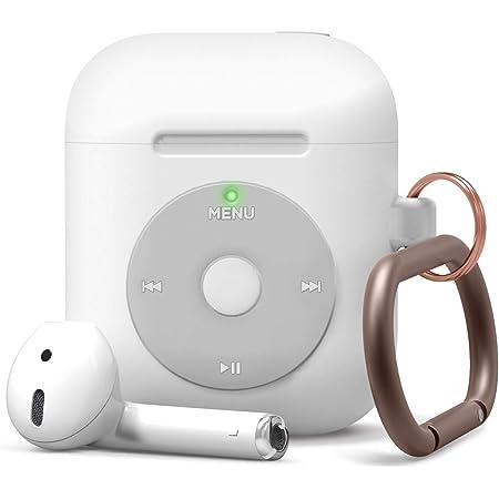 Elago Aw6 Airpods Hülle Kompatibel Mit Apple Airpods 2 Elektronik