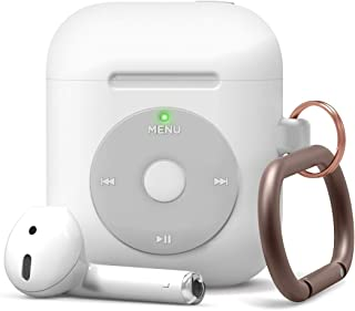 Elago AW6 Hang Case for Apple Airpods - White