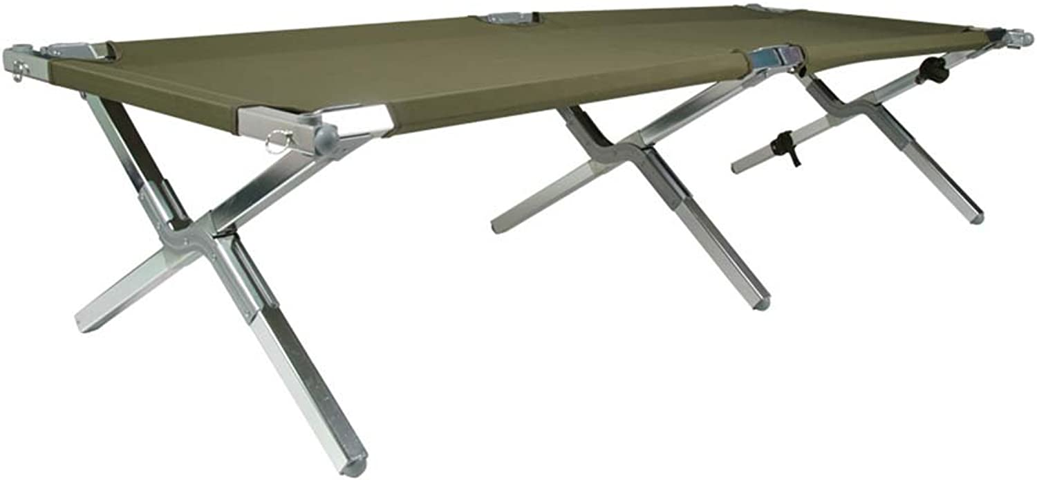 MilTec Large 2nd Generation US Camp Bed