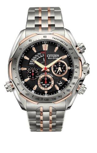 Citizen Men's BZ0016-50E The Signature Collection Eco-Drive Grand Complication Watch