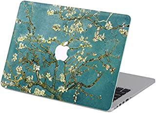 Painting Vincent Van Gogh Almond-tree Branch in Blossom Special Water Resistant Hard Case for Macbook Pro 13 Inch Retina Display A1706/A1708 with/without Touch Bar & Touch ID (NEWEST Release 2016)