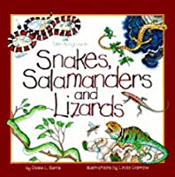 Snakes, Salamanders, and Lizards (Take-along Guide)