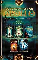 De beproevingen van Apollo de complete serie
