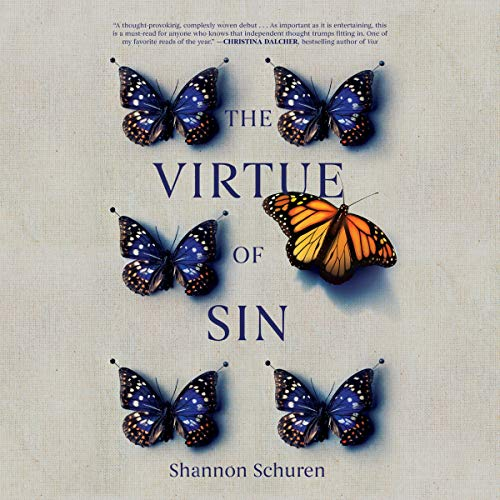 The Virtue of Sin cover art