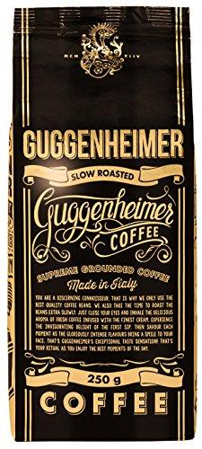 GUGGENHEIMER COFFEE -   - 500 g Espresso