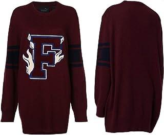 PUMA Fenty by Rihanna x Varsity Letter Womens Sweater